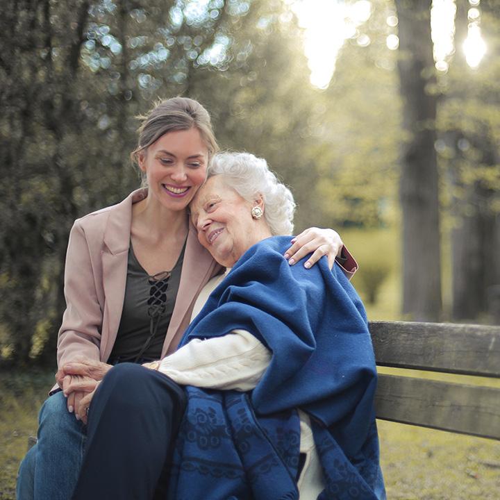 高齢者の安全を見守る