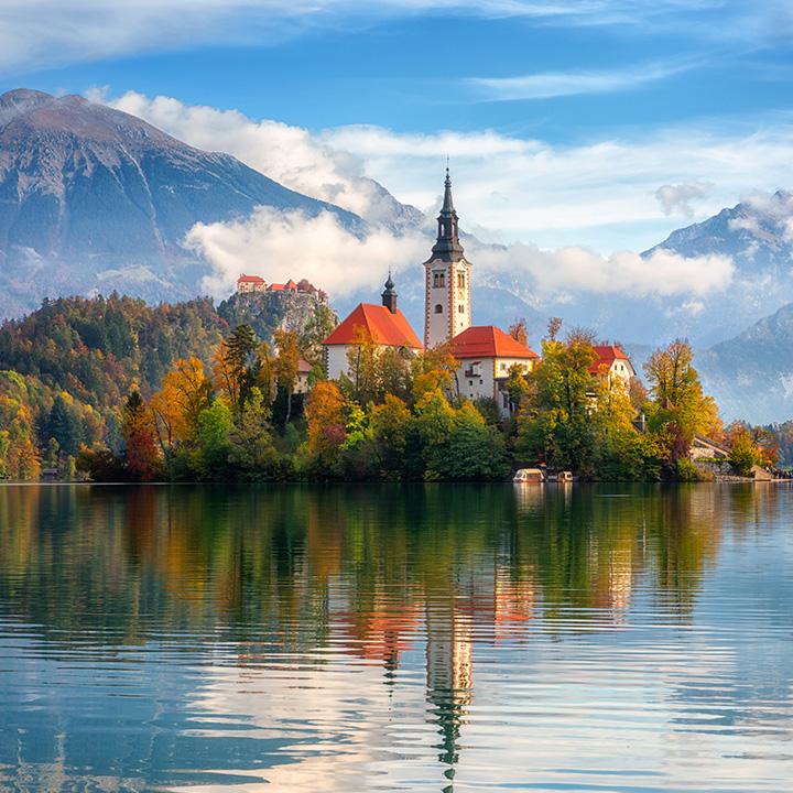 スロベニアの安否確認サービス