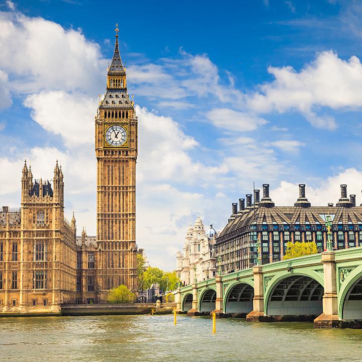 イギリスの安否確認サービス